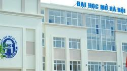 Điểm chuẩn trường Đại học Mở Hà Nội 2019