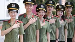 Điểm chuẩn đại học 2019: Điểm chuẩn Học viện An ninh