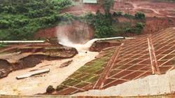 Thêm một thủy điện tại Đắk Nông gặp sự cố