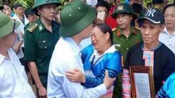 Trưởng Công an xã hy sinh khi giúp dân chạy lũ được vinh danh