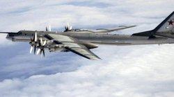 Máy bay ném bom Nga bị chiến đấu cơ Mỹ, Canada đánh chặn gần Alaska