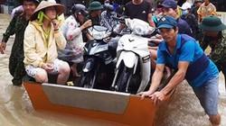 Phú Quốc sơ tán hàng nghìn người dân khỏi nơi ngập nguy hiểm