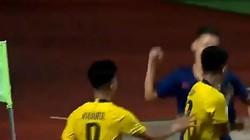 Cầu thủ Thái Lan và Malaysia loạn đả tại chung kết U15 Đông Nam Á 2019