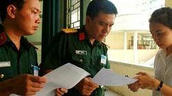 4 trường quân đội công bố chỉ tiêu, điểm xét tuyển nguyện vọng bổ sung