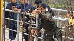 Vẫn chưa xử lý được sự cố tại đập thủy điện Đắk Kar