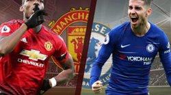 Soi kèo, tỷ lệ cược M.U vs Chelsea: Bất phân thắng bại?