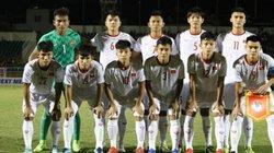 Kết quả U18 Đông Nam Á: Việt Nam nghiền nát Singapore