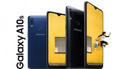 Galaxy A10s ra mắt với nhiều tính năng thú vị cho phân khúc phổ thông
