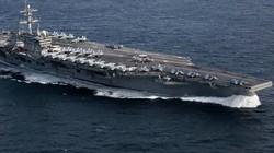 Hạm đội tàu sân bay Mỹ sẵn sàng giáng đòn chiến tranh với Iran ngay khi có lệnh