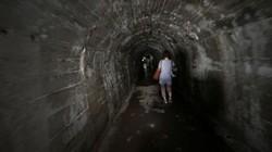 Tiết lộ về hầm bí mật của Hải quân Nhật trong Thế chiến 2