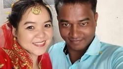 Cô gái khuyết tật từng bị xâm hại và hạnh phúc bất ngờ với chồng Ấn Độ