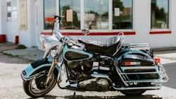 SỐC: 1976 Harley-Davidson FLH 1200 Electra Glide giá 46,4 tỷ đồng
