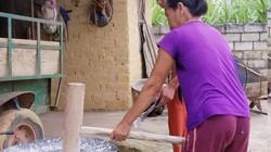 Xem người Nùng xứ Lạng làm bún truyền thống dịp Rằm tháng Bảy