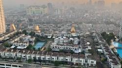 """""""Ngôi làng trên trời"""" giữa lòng thủ đô Jakarta của Indonesia"""