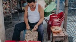 Biệt tài làm mồi giả câu mực của một ngư phủ Thừa Thiên Huế