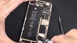 Apple nói gì về việc ngăn bên thứ ba thực hiện thay pin iPhone?