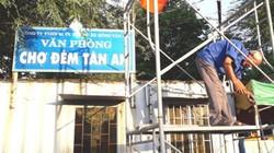 Chủ thầu chợ đêm Tân An áp lực với tiểu thương ký hợp đồng mới