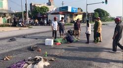 Danh tính tài xế gây tai nạn chết người rồi bỏ trốn ở Thái Bình
