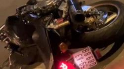 """Tài xế mô tô 400 phân khối gặp nạn trên đại lộ """"tử thần"""""""
