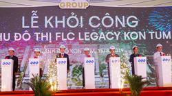 Tập đoàn FLC của ông Trịnh Văn Quyết khởi công dự án cao cấp đầu tiên tại Tây Nguyên