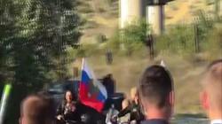 Điều khiển xe mô tô không đội mũ bảo hiểm, ông Putin có bị phạt?