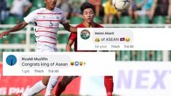 """CĐV Đông Nam Á gọi U18 Campuchia là... """"kẻ diệt khổng lồ"""""""