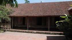 """Soi từng chi tiết căn nhà gỗ 400 năm tuổi có kiến trúc """"độc nhất vô nhị"""""""
