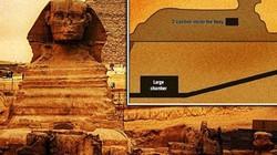 Lỗ hổng bí ẩn gần Đại kim tự tháp Giza dẫn tới kho báu của hoàng đế Ai Cập?