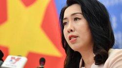 Việt Nam phản ứng về việc Trung Quốc đưa tàu Hải Dương 8 trở lại xâm phạm