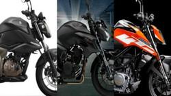 Dân tập chơi nên chọn Suzuki Gixxer 250, Yamaha FZ25 hay KTM 250 Duke?