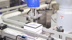 Epson phát triển robot có thị giác, thay thế con người trong các nhà máy