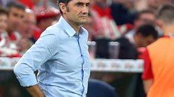 Barca thua sốc trận mở màn La Liga, HLV Valverde nói gì?