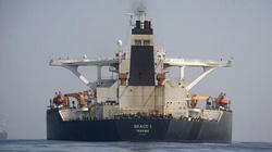 """Mỹ vừa ra lệnh bắt khẩn cấp tàu chở dầu, Iran """"hóa phép"""" khiến Grace 1 biến mất"""