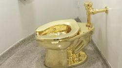 Cung điện Anh lắp bồn cầu vàng 1,2 triệu USD cho khách sử dụng