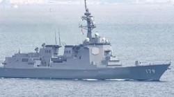 Trung Quốc bị tố diễn tập ngắm bắn khu trục hạm Nhật