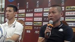 AFC Cup: HLV Hà Nội FC tiết lộ Văn Hậu không chỉ bị 1 chấn thương