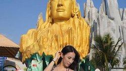 Diện bikini trong công viên nước ở VN, cô gái bị chỉ trích oan