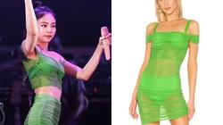 """""""Người đẹp sang nhất xứ Hàn"""" bị chê bai vì bộ đồ xanh nõn chuối"""