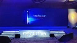 Realme 5 và Realme 5 Pro trình làng với 4 camera sau