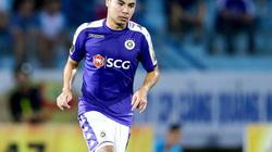 """""""Hoàng tử"""" Đức Huy muốn giúp Hà Nội FC tạo nên lịch sử ở AFC Cup"""