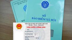 Đổi thẻ căn cước công dân có phải đổi sổ BHXH?