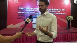 Chuyên gia F1 hàng đầu thế giới kỳ vọng điều gì ở Vietnam Grand Prix 2020?