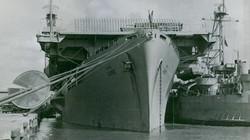 Số phận long đong tàu sân bay Mỹ từng bị Đặc công Việt Nam... đánh chìm