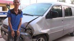 Tài xế ô tô đưa xe đến gara xoá dấu vết sau khi tông chết người