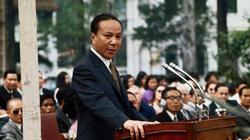 """Tổng thống Nguyễn Văn Thiệu và niềm tin mù quáng vào """"chân mạng đế vương"""""""