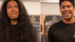 Mỹ: nuôi tóc suốt 15 năm mới chịu đi cắt để được nhập ngũ