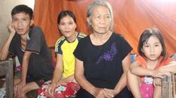 Cả gia đình tật bệnh chỉ mong có chỗ trú mưa tránh nắng