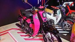 Xuất hiện dòng xe máy Thái Lan, sánh cạnh huyền thoại Honda Super Cub