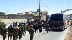 Syria: Khủng bố ồ ạt tháo chạy khỏi thành phố chiến lược ở Idlib