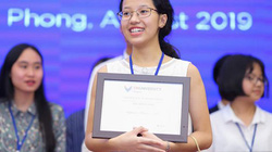 Nữ sinh Hà Nội giành giải nhất cuộc thi viết luận bằng tiếng Anh Write4Change